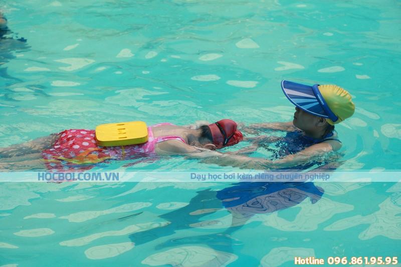 Bảo Sơn Swimming – Địa chỉ học bơi tốt nhất cho trẻ em