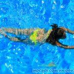 Bơi lội bí quyết giảm cân hiệu quả cho phụ nữ