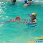 3 lý do bạn nên cho bé tham gia lớp học bơi ở khách sạn Bảo Sơn