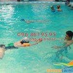 4 ưu điểm hút khách của khóa học bơi tại khách sạn Bảo Sơn