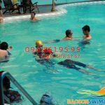 Vì sao học bơi khách sạn Bảo Sơn là sự lựa chọn chuẩn không cần chỉnh