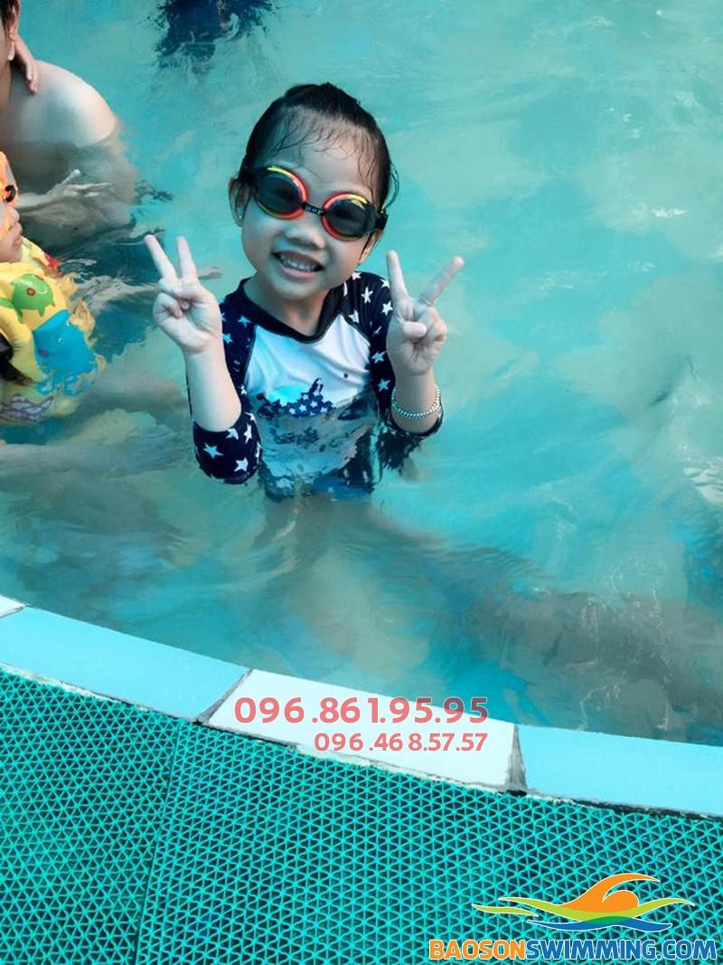 Bảo Sơn Swimming và những đột phá mới trong cách dạy học bơi cho trẻ em