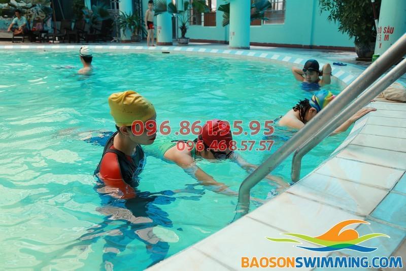 Thổi bay mỡ thừa vui xuân, đón tết cùng Bảo Sơn Swimming