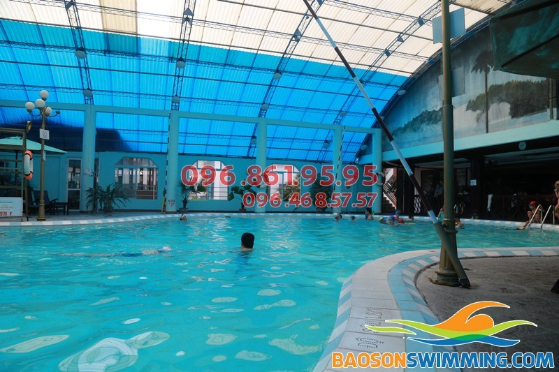 Đánh giá chất lượng bể bơi Bảo Sơn 2017