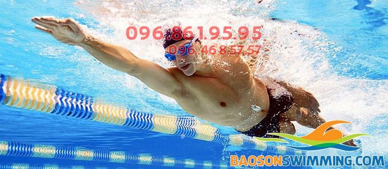 Khám phá cách bơi nhanh nhất thế giới