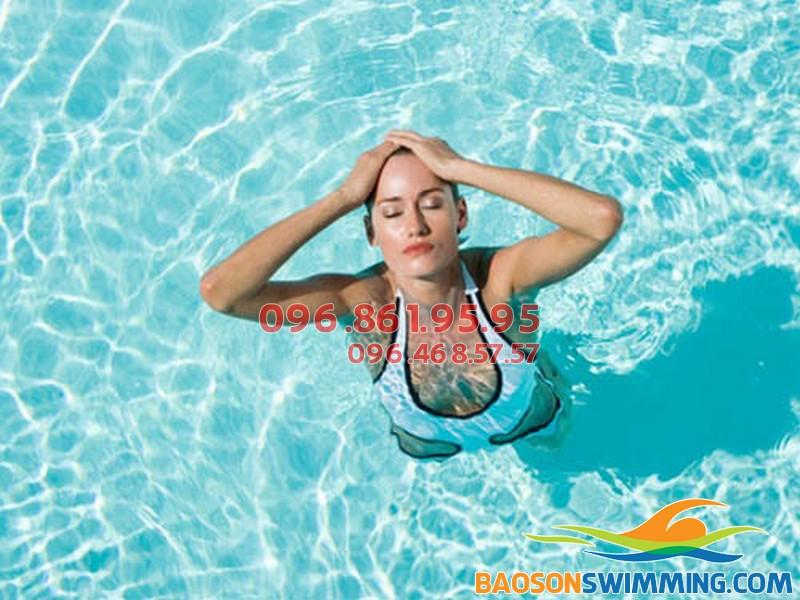 Tổng hợp những lợi ích tuyệt vời của bơi lội