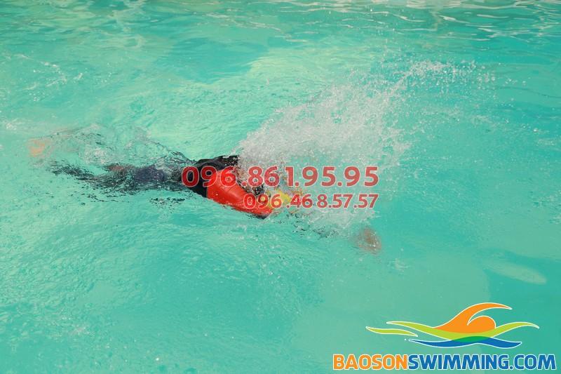 Đâu là lớp học bơi tốt nhất bể Bảo Sơn?!