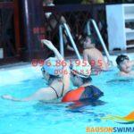 Dạy bơi giá sinh viên: Rẻ nhưng vẫn siêu chất lượng ở Hà Nội