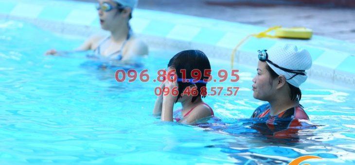 Dạy học bơi bể Bảo Sơn: Nhận dạy bơi cho học viên từ mấy tuổi?!