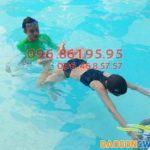 Địa chỉ học bơi ếch chất lượng nhất Hà Nội