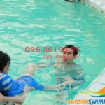 Học bơi ếch cơ bản bể Bảo Sơn giá bao nhiêu?!