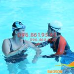Học bơi kèm riêng buổi tối giá siêu rẻ LH: 096.861.9595
