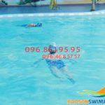 Học bơi siêu tốc, cam kết biết bơi trong vòng 7 ngày