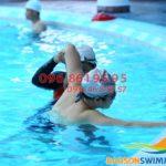 Xem cách bơi sải tại bể bơi Bảo Sơn 50 Nguyễn Chí Thanh Hà Nội