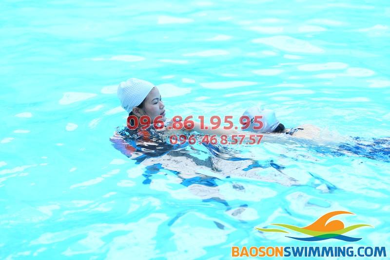 Địa chỉ thực hành bơi tốt nhất quận Đống Đa