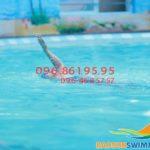 Học bơi ngửa bể Bảo Sơn cùng chuyên gia bơi lội giỏi