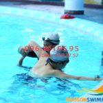 Dạy bơi kèm riêng cho mọi đối tượng bể Bảo Sơn