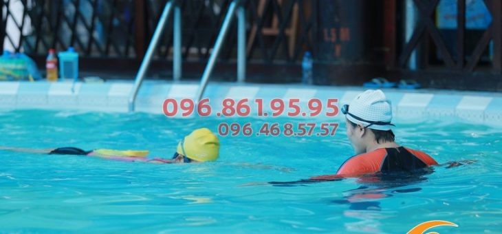 Học bơi bể nước nóng Bảo Sơn uy tín, chất lượng, giá rẻ