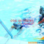 Học bơi mùa đông 2018 tại bể bơi nước nóng Bảo Sơn