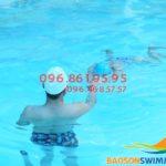 Lớp học bơi cơ bản cho học viên nữ 2018 bể Bảo Sơn