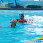 Học bơi bể nước nóng Bảo Sơn 2018 với học phí rẻ nhất Hà Nội