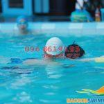 Chương trình giảm học phí học bơi bể nước nóng Bảo Sơn 2018 mới nhất