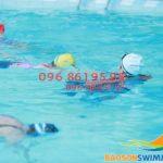 Học bơi mùa đông – Hoạt động cực tốt cho sức khỏe