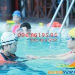 Eo thon, dáng đẹp chỉ sau 1 khóa học bơi mùa đông bể Bảo Sơn