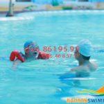 Tuyển sinh lớp học bơi cho trẻ em bể nước nóng Bảo Sơn 2018