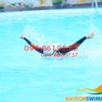 Trải nghiệm khóa học bơi bướm thú vị tại Bảo Sơn Swimming