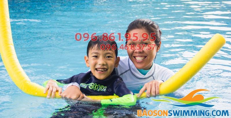 HLV Hà Nội Swimming tại bể bơi Bảo Sơn