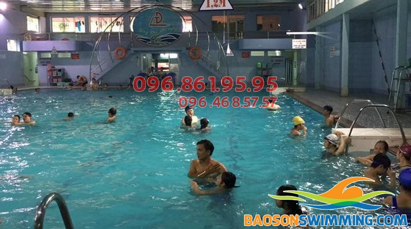 Bể bơi nước nóng Đặng Tiến Đông số 159 Đặng Tiến Đông, Trung Liệt, Đống Đa, Hà Nội