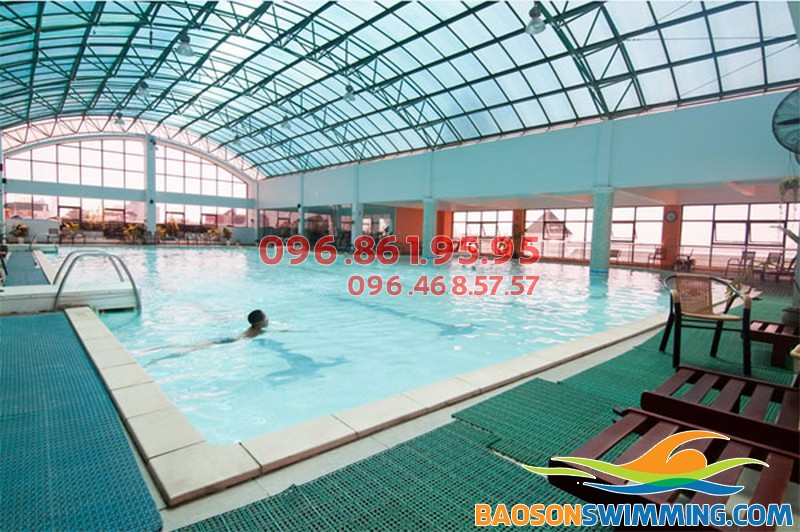 Bể bơi nước nóng Sense Aqua &Spa