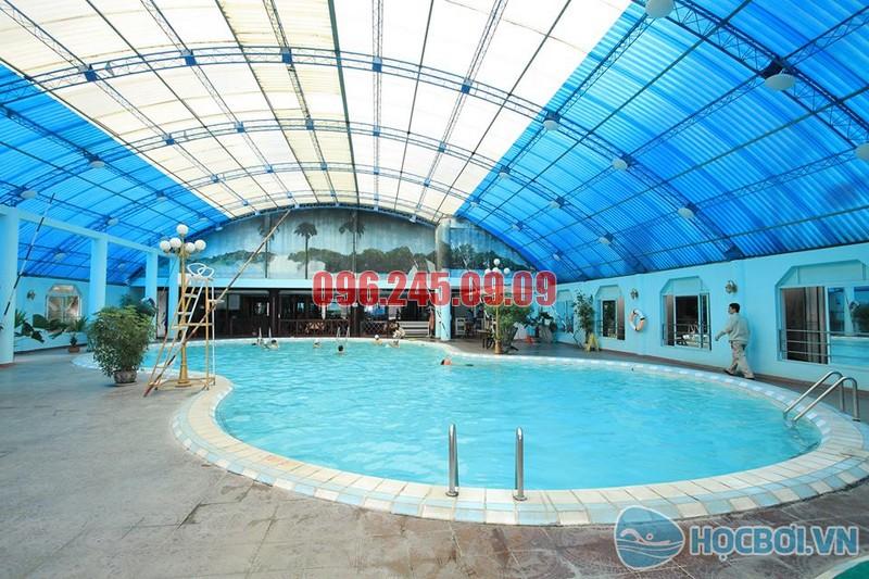 Bể bơi Bảo Sơn Swimming, địa chỉ uy tín cho trẻ em học bơi
