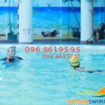 3 lý do bạn nên tham gia lớp học bơi cấp tốc bể nước nóng Bảo Sơn 2018