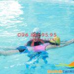Học bơi bể nước nóng Bảo Sơn 2018 chi phí rẻ, lịch học linh hoạt