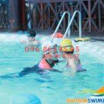 Dạy học bơi trọn gói bể Bảo Sơn 2018, không giới hạn số buổi