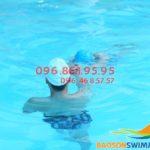 Học bơi mùa đông 2018: Tại sao nên chọn học bơi kèm riêng?