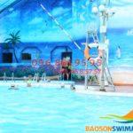 Top 3 bể bơi nước nóng sạch sẽ, lý tưởng cho trẻ học bơi mùa đông 2018