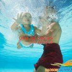 Thông tin về lớp học bơi ếch cơ bản cho trẻ em bể nước nóng Bảo Sơn