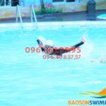 Khóa học bơi giảm cân giá rẻ tại bể bơi khách sạn Bảo Sơn