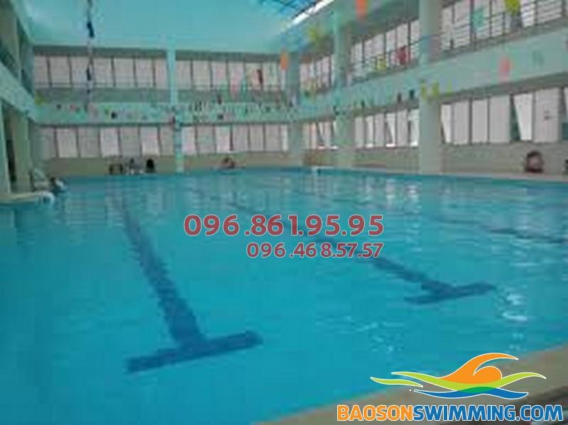 Bể bơi nước nóng Tôn Thất Thuyết