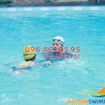 Hoc bơi hè 2018 bể Bảo Sơn: Thông tin các lớp học, học phí