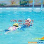 Học bơi mùa đông giá rẻ tại bể nước nóng Bảo Sơn 2018