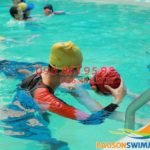 Khóa học bơi cấp tốc bể Bảo Sơn hè 2019, biết bơi sau 7 buổi
