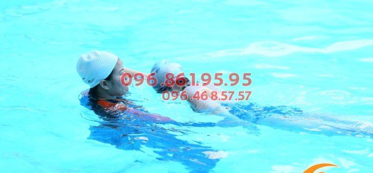 Chương trình học bơi mùa hè 2018 tại bể bơi Bảo Sơn