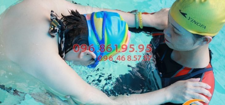 Lớp học bơi cấp tốc tại bể Bảo Sơn hè 2019 có đắt không?