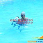 Lớp học bơi cho trẻ em ở Hà Nội cam kết 100% trẻ bơi tốt, thành thạo