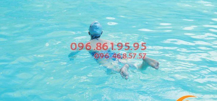 Các lớp học bơi dành cho trẻ em kèm riêng ở bể bơi Bảo Sơn 2019