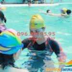 Phương pháp dạy bơi chuyên biệt tại bể bơi Bảo Sơn